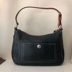 Coach Shoulder Black Handbag.